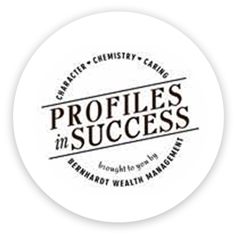 profiles in success circle - Home